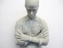 A photo of Daniel Arsham