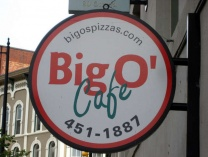 A photo of Big O' Cafe