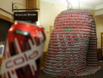 A photo of Pop Can Art