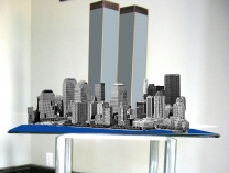 Twin Tower Tribute