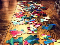 Photo of Jigsaw Blossoms