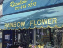 A photo of Rainbow Flower