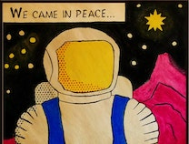 Photo of We Came In Peace