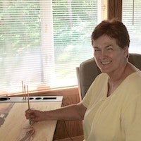 Photo of Suzanne Grieves