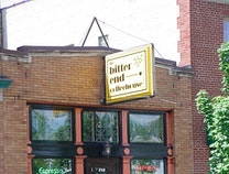 A photo of the bitter end coffeehouse