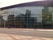 A photo of Van Andel Arena