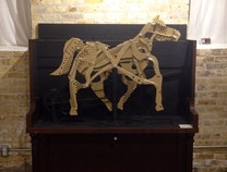 Photo of Piano reimagined as a trotting horse