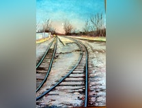 Photo of From the Bay City Railroad Tracks Series