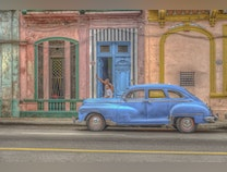 Photo of Along the Streets of Old Havana.